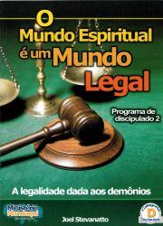 Revista O Mundo Espiritual é um Mundo Legal