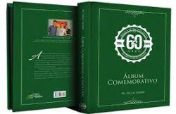 428 - Álbum Comemorativo 60 Anos - Editora OBPC