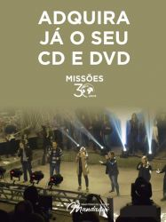DVD Missões 30 ANOS - Ministério de Louvor Mandaqui.